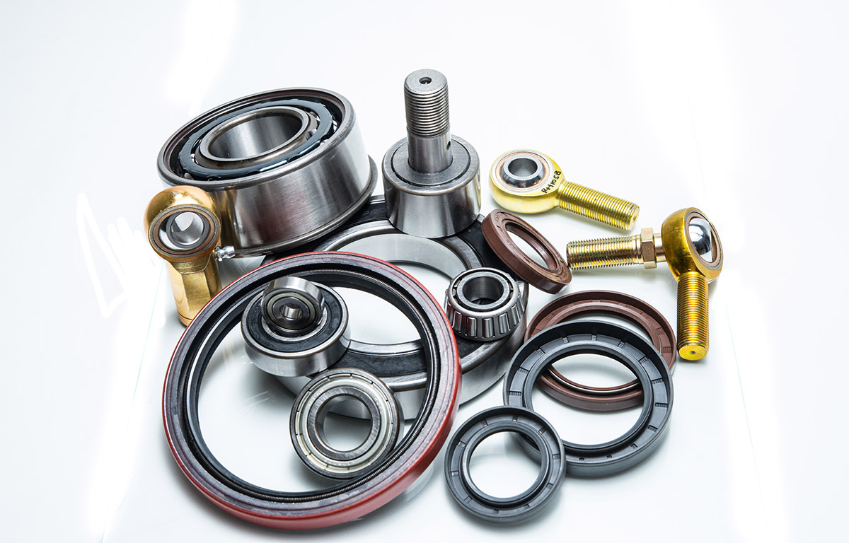 Bearings and other industrial parts and products at Mearl's