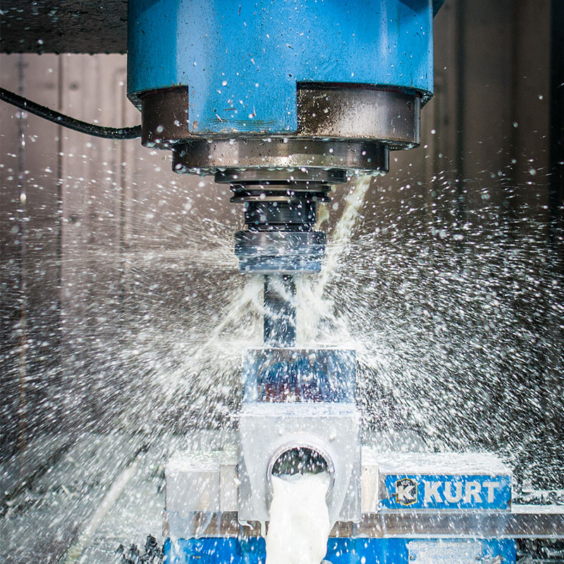 CNC Production Machining services in Kelowna, BC