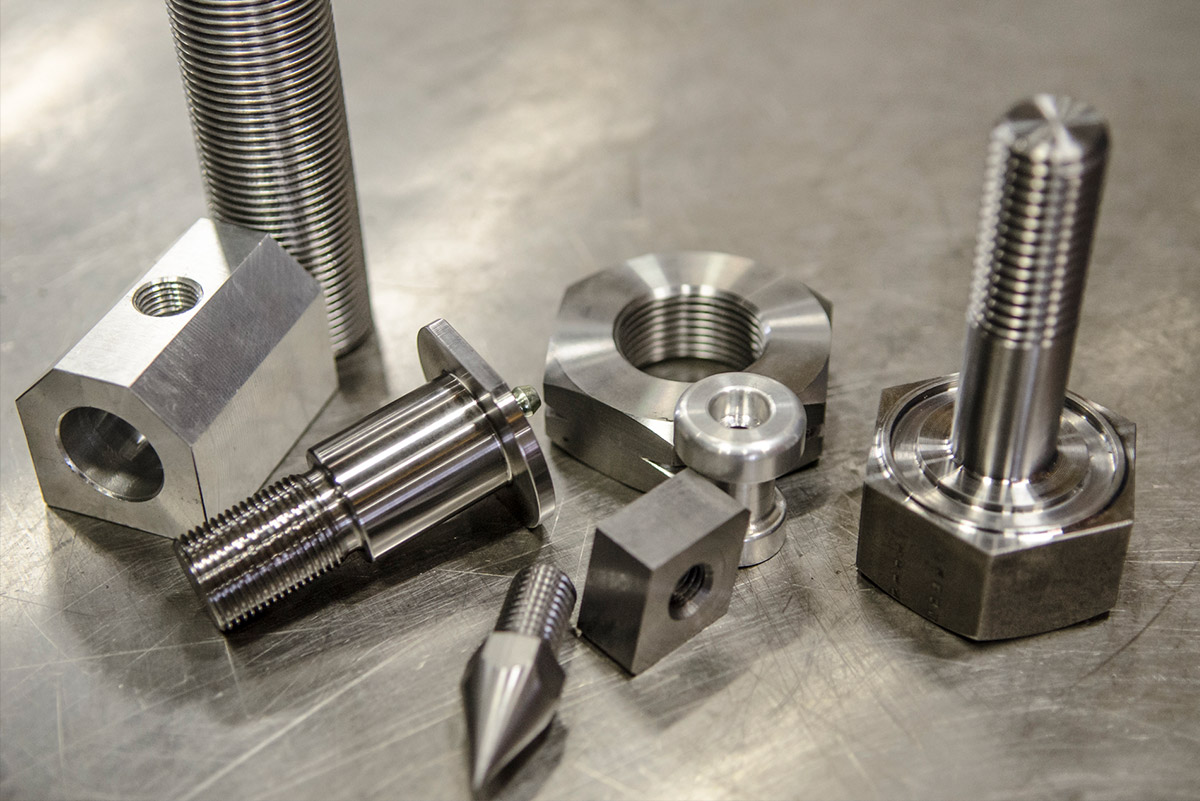 Job Shop Machining and repair keeps your equipment running longer from Mearl's