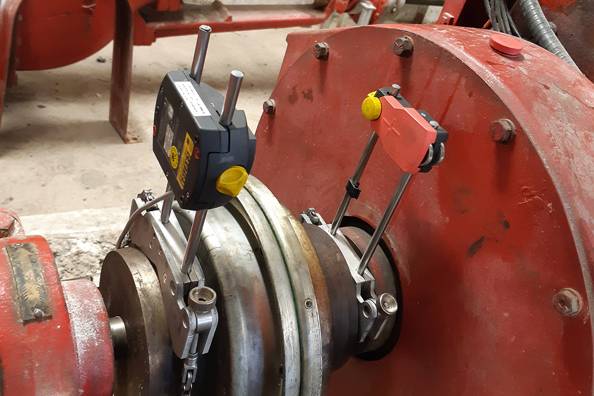 Reduce the risk of equipment damage and solve misalignments with our laser alignment equipment.