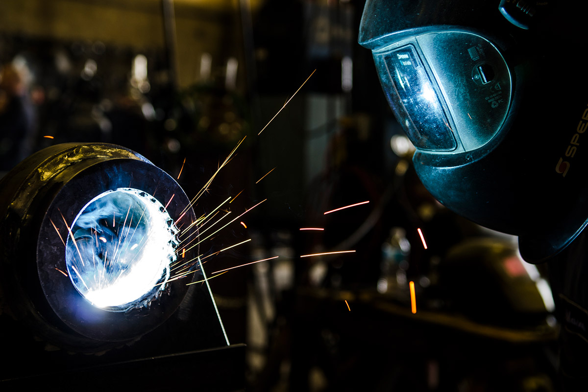 Portable Machining services from Mearl's
